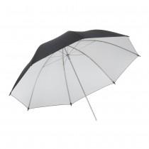 Parasolka biała 120cm Quadralite