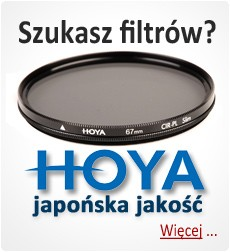 Filtry fotograficzne Hoya