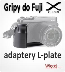 Gripy do Fuji serii X