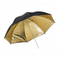 Parasolka złota 120cm Quadralite